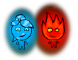 Fireboy and Watergirl characters